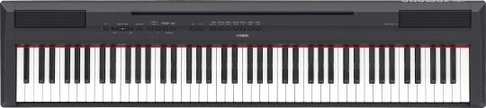 Yamaha Digitalpiano - P 115 bk (ohne Untergestell)