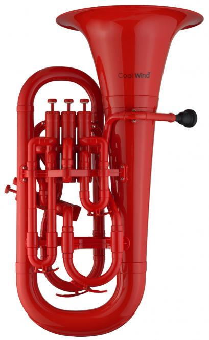 Coolwind Euphonium, rot
