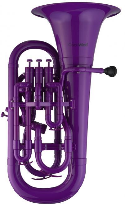Coolwind Euphonium, violett