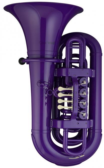 Coolwind Tuba, violett