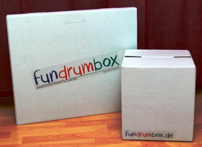 Fun Drum Box, small