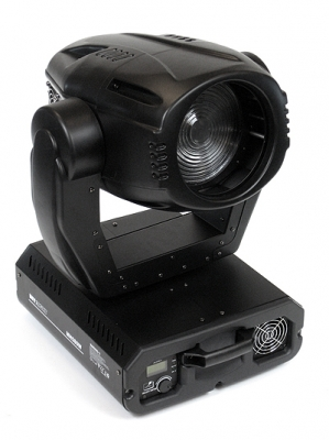 Involight Moving Head - MH 580 W - gebr. (Paarpreis incl  Case)