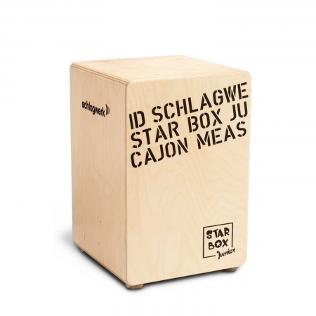 Schlagwerk Cajon CP 400 Star Box Junior