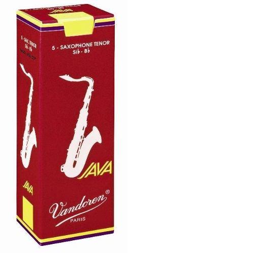 Vandoren Tenorsaxofonblätter 1,5 - Java Rot