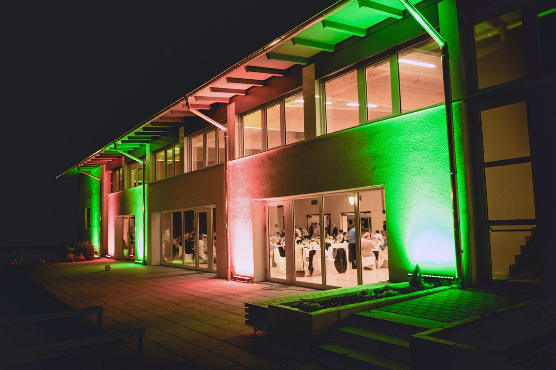 Outdoor Beleuchtung | Musik Markt Bad Saulgau Vermietung Licht Ambiente Beleuchtung