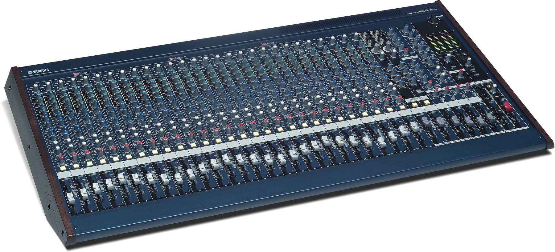 Yamaha  Channel Analog Mixer